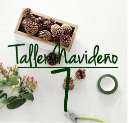 Taller navide o 7 confecci n de lazos para el rbol de - Lazos de navidad para el arbol ...