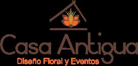 Floristería Casa Antigua Logo